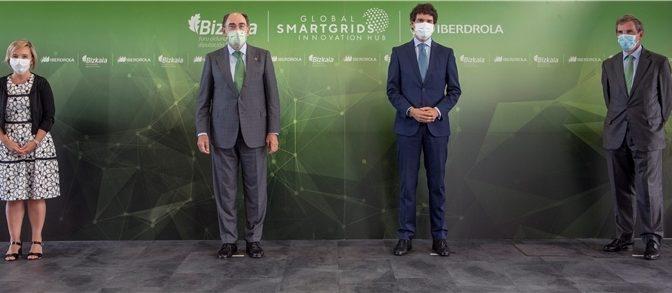 Iberdrola sitúa en España su centro mundial de innovación de redes inteligentes para la liderar la transición energética