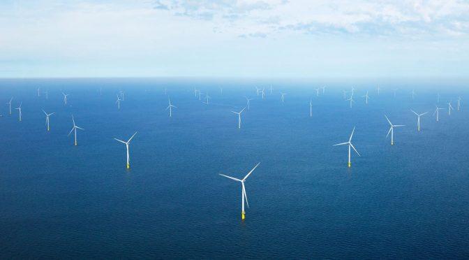 Los países alzan las velas de la energía eólica marina