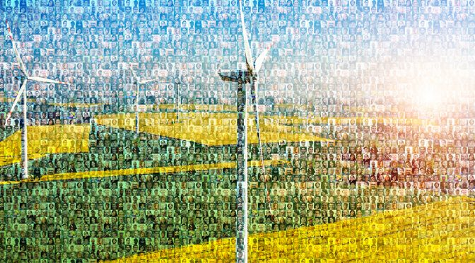 La energía eólica y solar siguen siendo las fuentes de nueva electricidad más asequibles