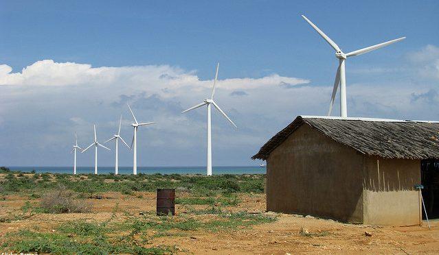 Eólica en Colombia, autorizan construcción de parque eólico en La Guajira