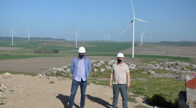 Eólica en Argentina, parque eólico Los Teros ya tiene 32 aerogeneradores