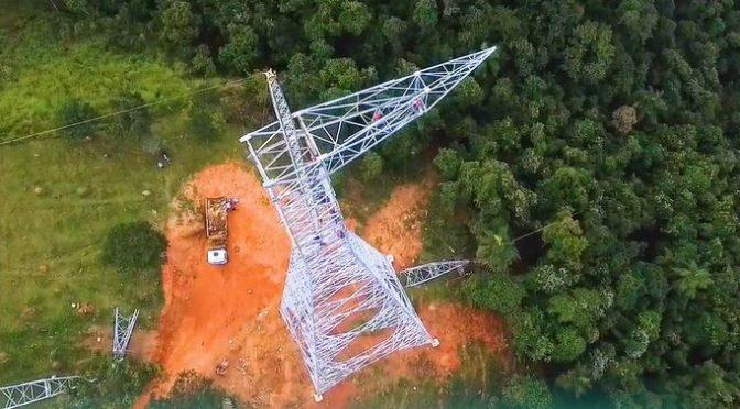 Elecnor construirá 700 kilómetros de líneas de alta tensión por 917 millones en Australia