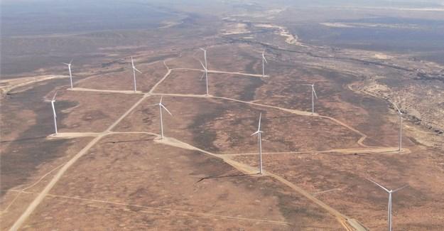 Eólica en Sudáfrica, Lekela entrega parque eólico de 110 MW