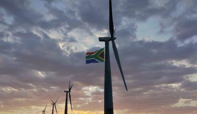Central de energía eólica Nxuba de 140 MW ya alimenta la red de Sudáfrica