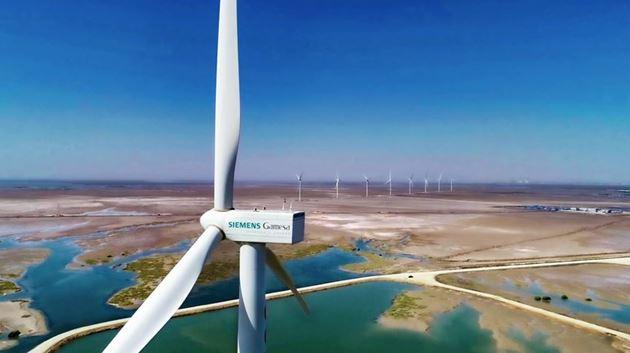 Eólica en Pakistán, Siemens Gamesa suministra aerogeneradores a ocho parques eólicos