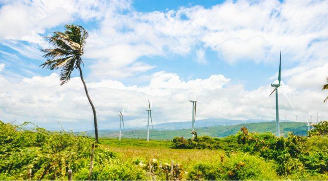 Las islas tienen como objetivo eliminar gradualmente los combustibles fósiles con eólica y solar