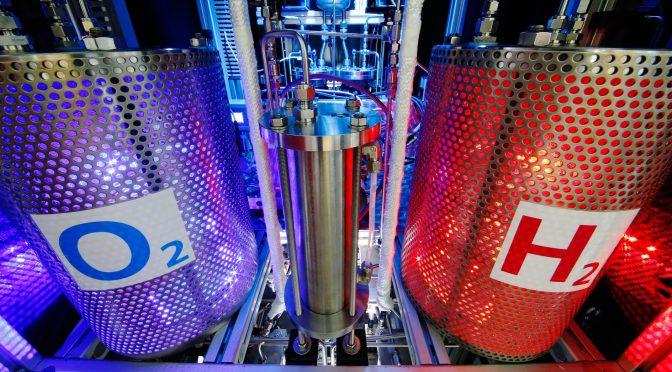 Chile producirá hidrógeno mediante energía eólica