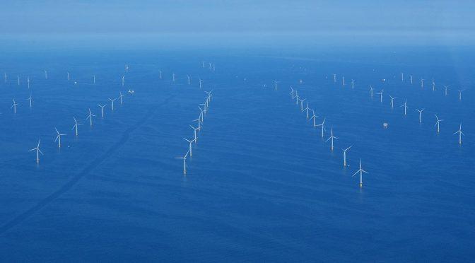 Ørsted desarrollará la energía eólica marina en Corea del Sur