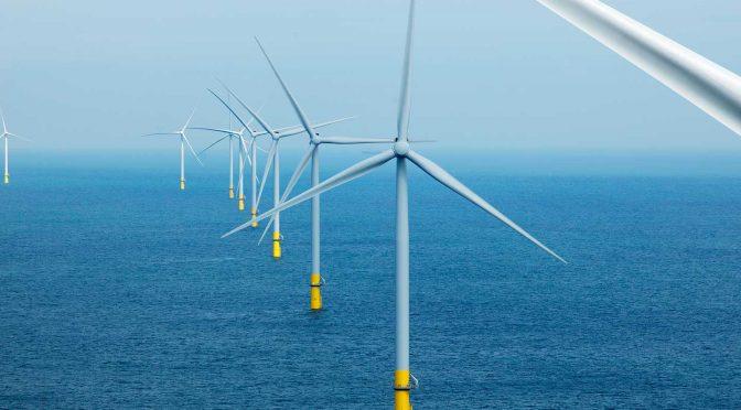 Ørsted y Amazon firman el PPA corporativo de energía eólica marina más grande de Europa