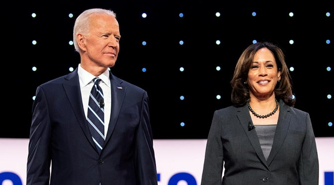 La industria eólica estadounidense felicita al presidente electo Biden y a la vicepresidenta Kamala Harris