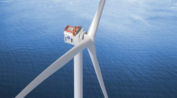 Equinor financia la central de energía eólica marina más grande del mundo