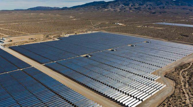 EDPR se adjudica un proyecto solar de 74 MW en EE. UU.