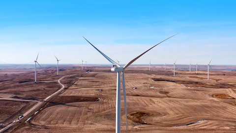 EDF Renewables North America anuncia operación central eólica Merricourt en Dakota del Norte