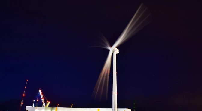GE Renewable Energy suministrará aerogeneradores para 1,2 GW de la central eólica Dogger Bank en el Reino Unido