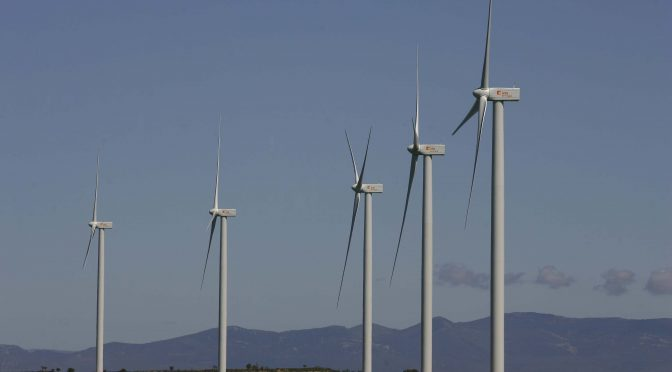 Villar Mir Energía  invierte 140 millones en dos nuevos parques eólicos