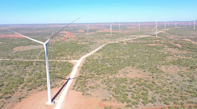 BayWa r.e. completa central eólica de 250 MW