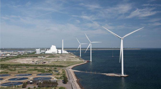Ørsted toma la decisión final de inversión en el primer proyecto de hidrógeno con energía eólica