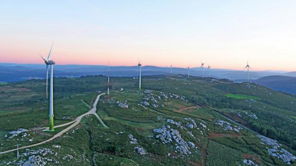 Eólica en Galicia, Elecnor desarrolla 5 parques eólicos en La Coruña y Lugo