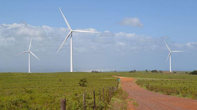 Eólica en Etiopía, aerogeneradores de Siemens Gamesa para  parque con 100 MW