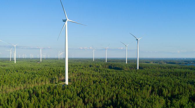 La energía eólica reemplaza al carbón como la mayor fuente de energía de Alemania en 2020