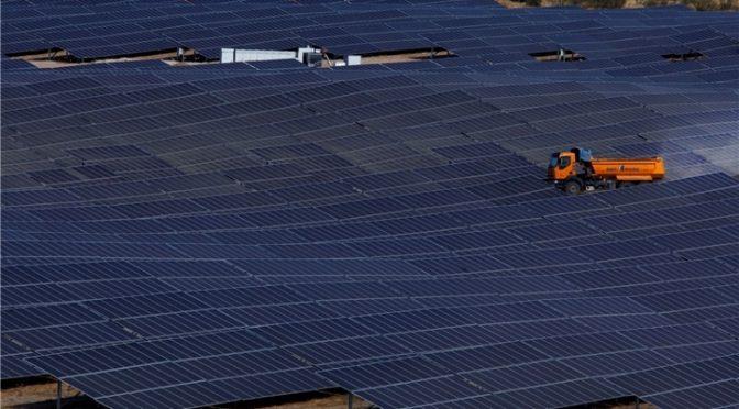 La solar fotovoltaica supera los 8.000 MW de producción instantánea y cubre más del 25% de la demanda peninsular