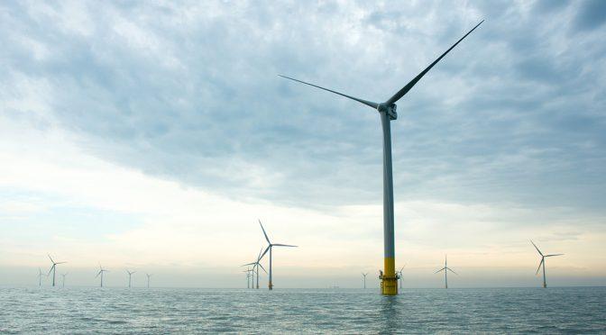 La energía eólica marina llega a Grecia