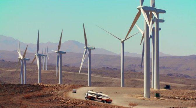 Eólica en Kenia, Lake Turkana Wind Power se digitaliza