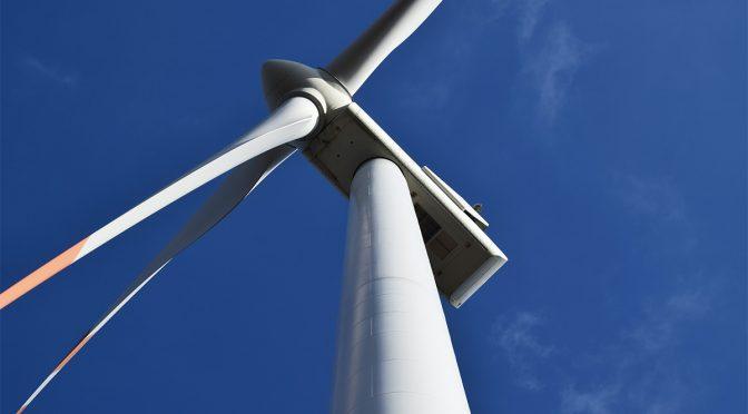 Récord de 15 GW de energía eólica en 2020