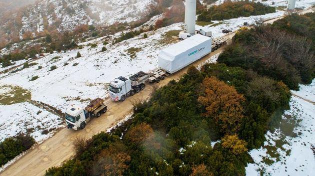Siemens Gamesa suministra sus aerogeneradores 5.X a la energía eólica de Finlandia