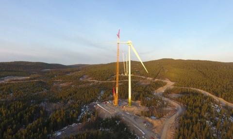 Vattenfall firma un acuerdo para la central de energía eólica «Markbygden Phase II North»