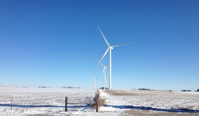 Iowa marca el camino a Texas para que las olas de frío no afecten a la eólica