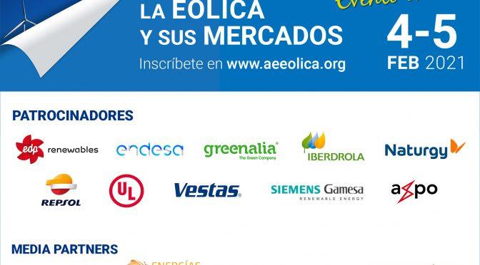 Jornada 'La Eólica y sus Mercados'