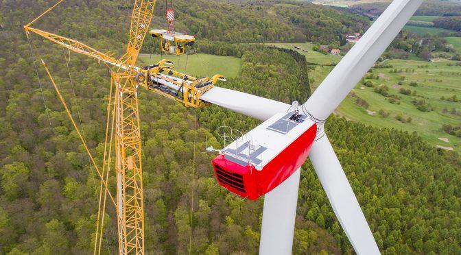La energía eólica y el mecanismo de recuperación y resiliencia de la UE