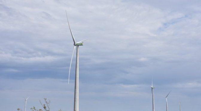Energía eólica en Argentina, Parque Eólico Chubut Norte III de Genneia y PAE