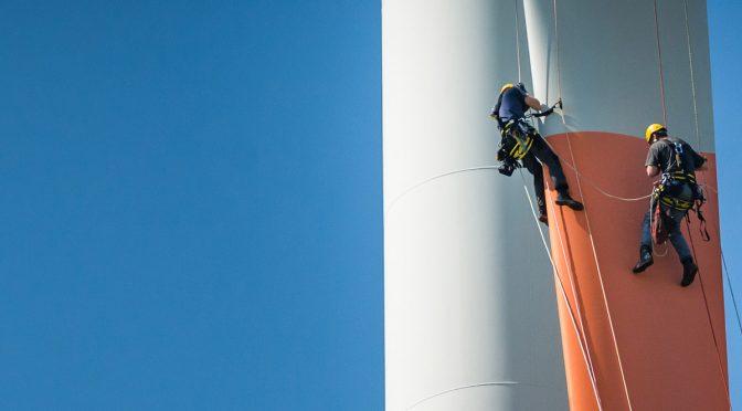 Europa instaló 14,7 GW de nueva energía eólica en 2020