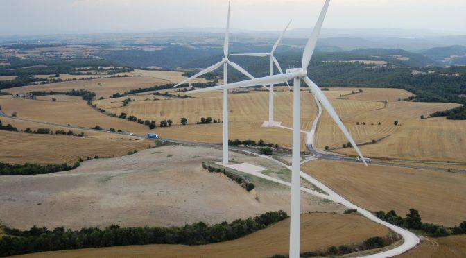 Endesa saca el máximo partido de la energía eólica, hidráulica y solar