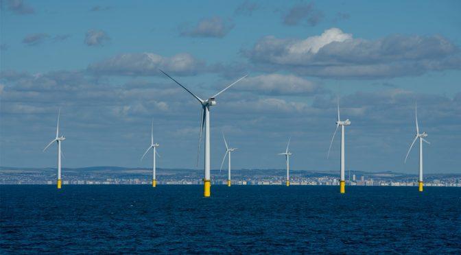 RWE compra a E.On el 20% de la eólica Rampion