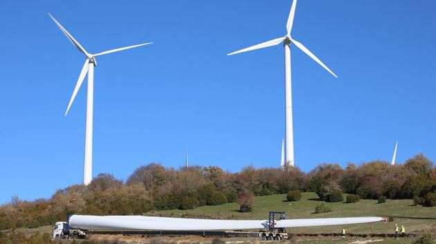 Los aerogeneradores 5.X de Siemens Gamesa continúa su éxito en la eólica de Suecia
