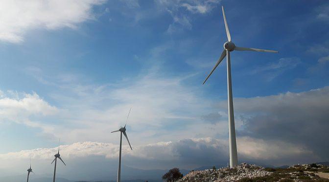 Nueva vida y nuevos materiales, el desafío de la energía eólica