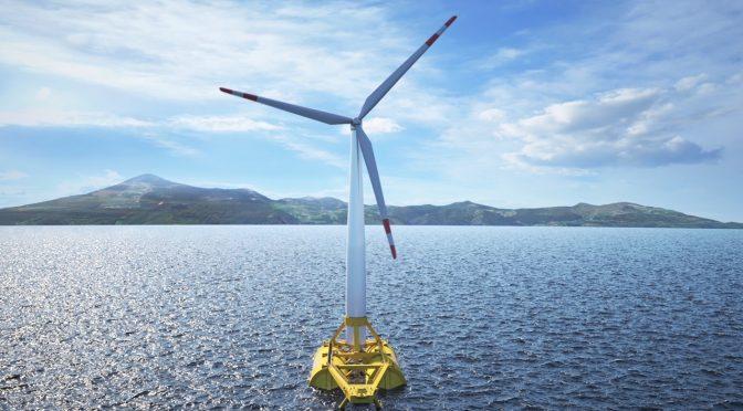 RWE se asocia con Offshore Renewable Energy Catapult para impulsar la energía eólica flotante