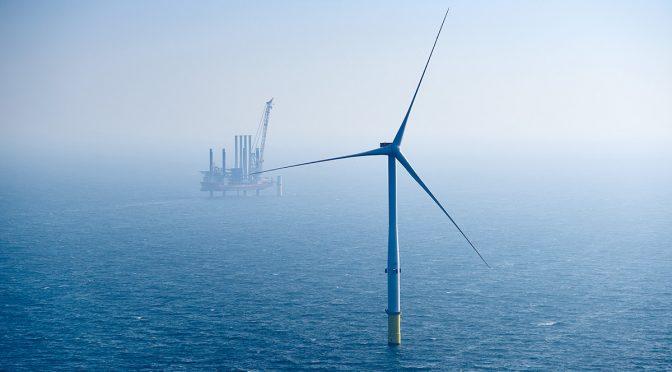 ¿Está llegando también al Mar Negro la energía eólica marina?