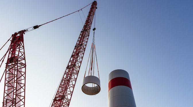 Dinero en energía eólica a pesar de COVID, pero ¿hay suficientes proyectos por ahí?