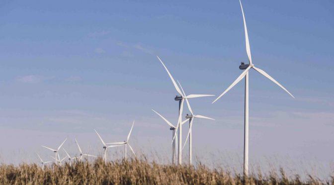 EDP Renewables inicia eólica 'Crossing Trails' en Estados Unidos