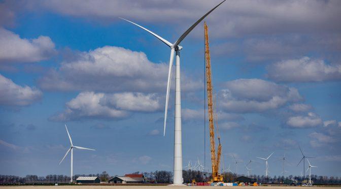 Los 10 principales países del mundo en capacidad de energía eólica