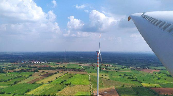 GE Renewable Energy suministrará 42 aerogeneradores por un total de 110 MW para proyectos híbridos de eólica de CleanMax en India