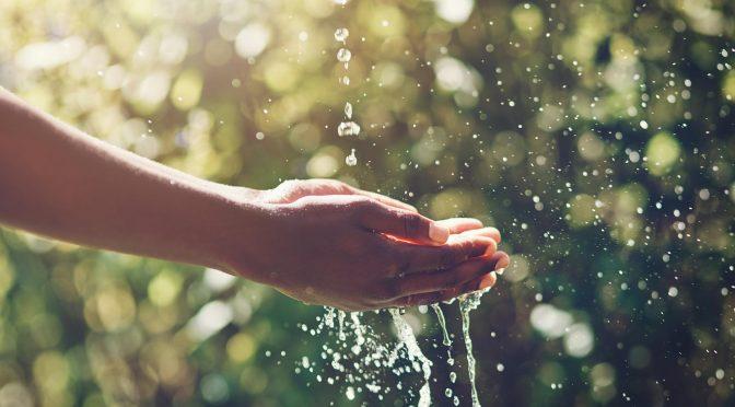 Menos consumo de agua, más beneficios para todos
