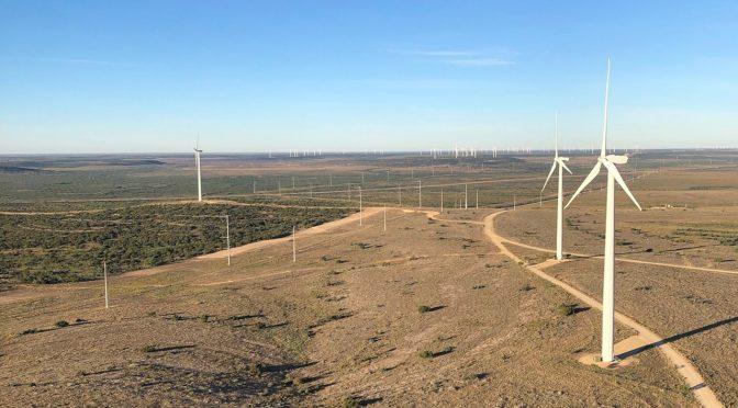 La central eólica terrestre Panther Creek III de RWE en EE. UU. se somete a repotenciación