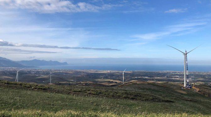 La nueva central eólica terrestre de RWE en Italia produce electricidad verde para Sofidel