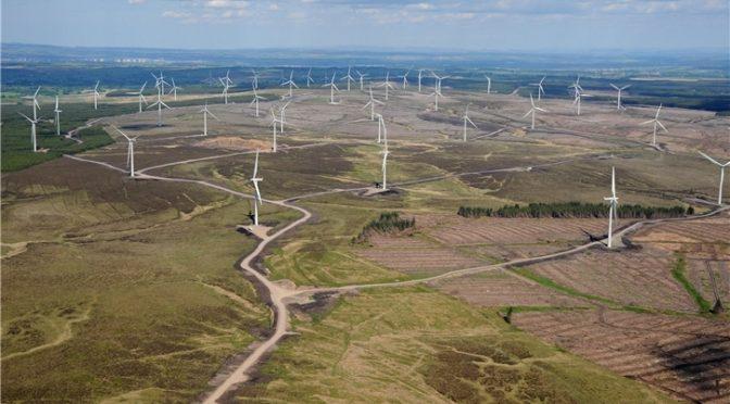 El hidrógeno verde llega a Glasgow de la mano de Iberdrola