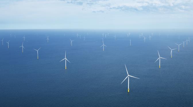 Ørsted completó la desinversión del 50% de la central eólica marina Borssele 1 & 2 en los Países Bajos
